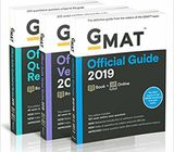 FOR SALE - Official GMAT Guide book 2019
