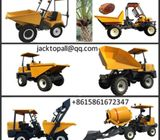 3ton site dumper self load loader for construction