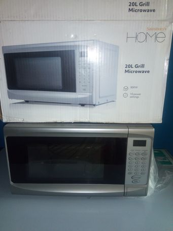 Sainsbury microwave with grill uk