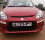 Suzuki Alto Engine capacity 0.8