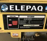 Elepaq 6.5 HP / 4.8KVA Generator For Sale