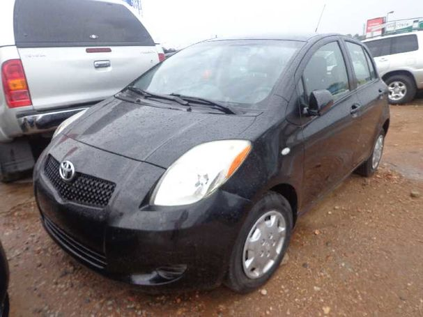 HOME USED TOYOTA YARIS 2009 MODEL FOR SALE