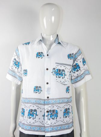 Light weight cotton shirts - Made in Thailand