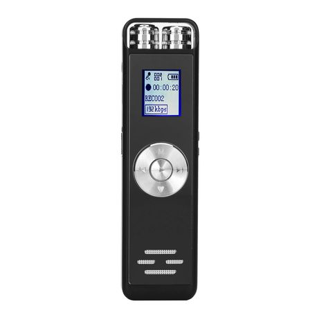 16GB Voice Recorder with SD card support