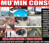 BIOGAS,BIOFIL,SWIMMING POOL CONSTRUCTION & BOREHOLE DRILLING