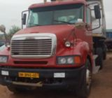 30 CUBIC SEMI TRAILER TIPPER TRUCK