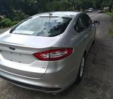 Like brand new 2016 Ford fusion loaded