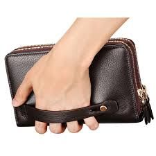 Men's Clutch Purse Clutch Bag Wristlet Bag For Men