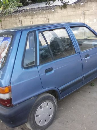 SUZUKI MARUTI FOR QUICK SALE