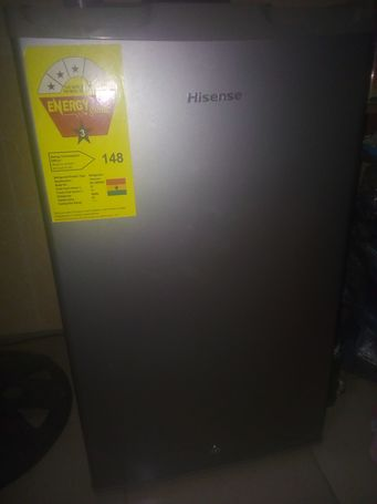 Hisense Table top fridge