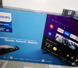 BRAND NEW 65'' PHILIPS FROM USA FOR SALE