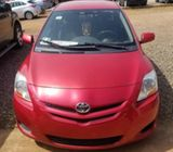 TOYOTA YARIS IMPORTED HOME USED