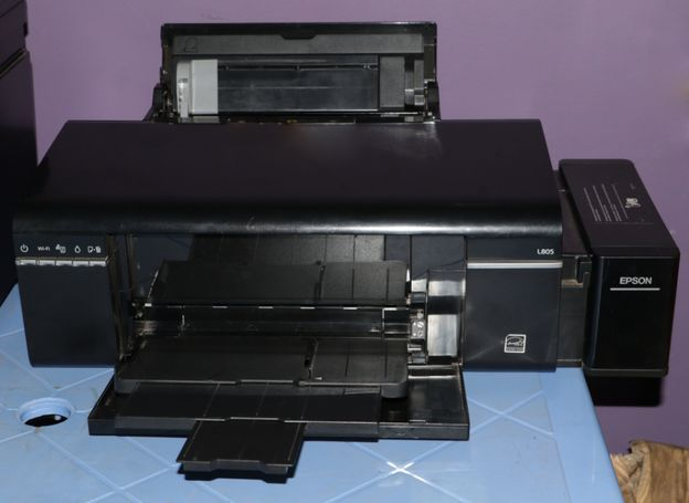 Epson L805 printer - Used