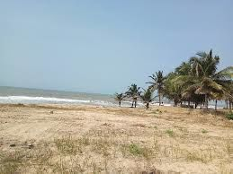376 Acres of beach land for sale at Ningo pramprmam