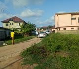 Half plot for sale at Darkuman-Accra