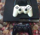 Slightly used PS3