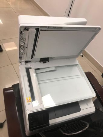 Hp Color Laserjet Pro Mfp M277dw for sale