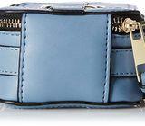 Accessorize women's sling begs  ( blue )