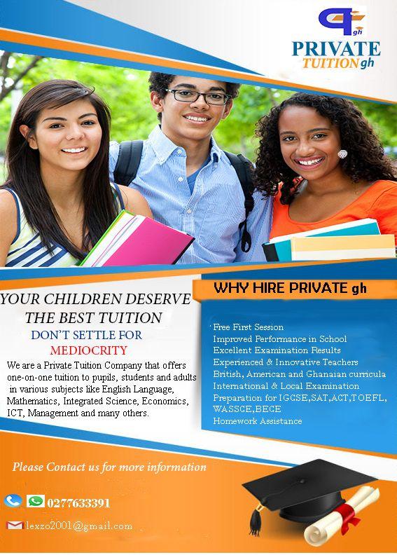 Alex Private Tuition