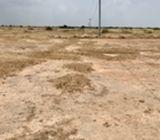 Lands For Sale @(Afienya)