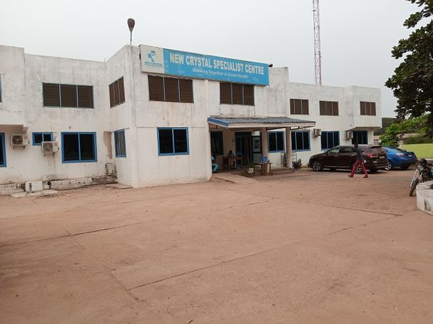 Hospital Property For Sale at Tema com1