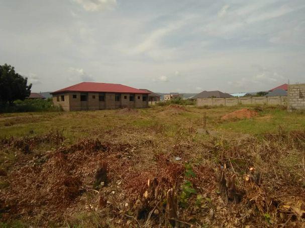 4 PLOTS OF LAND FOR SALE - BAWALESHIE