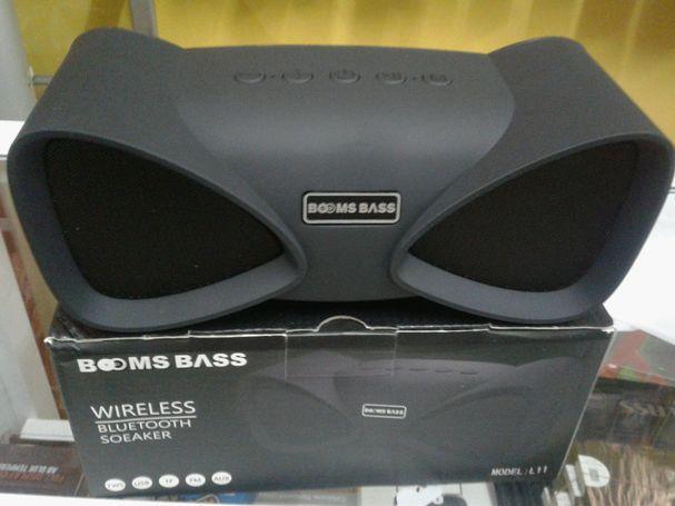 Booms bass L11 wireless portable speaker