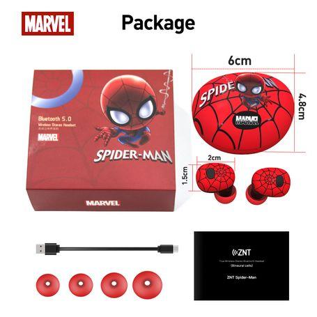 Spider-Man Tws wireless bluetooth Earbuds 5.0