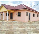 NEAT 3 BEDROOM HOUSE AT KASOA