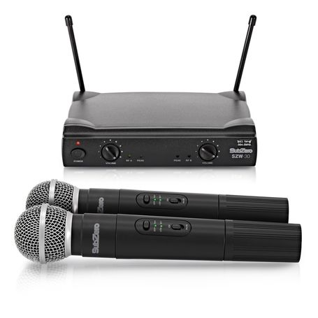 Cordless Mic For Sale