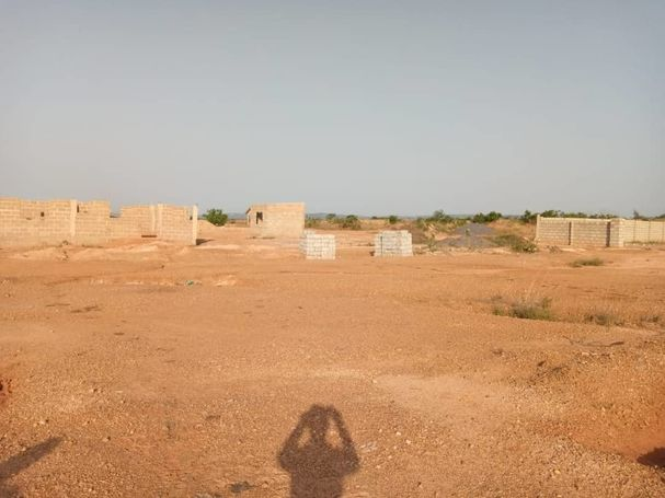 REGISTERED  3 PLOTS WITH PAYMENT TERMS AT KASOA