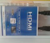 Hdmi to hdmi cable 3 meters high speed