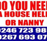 house help services