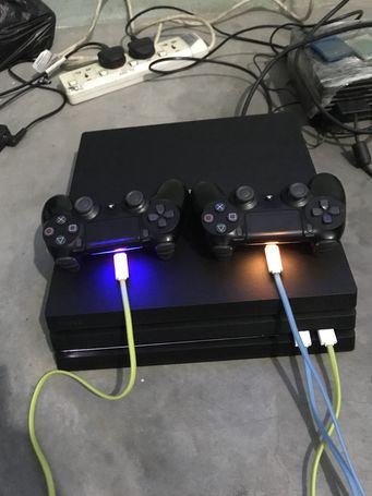 I Jail Break PS4 Consoles (50ghs)