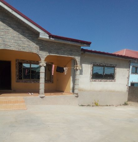 3 BEDROOM HOUSE AT MILLENNIUM CITY, KASOA
