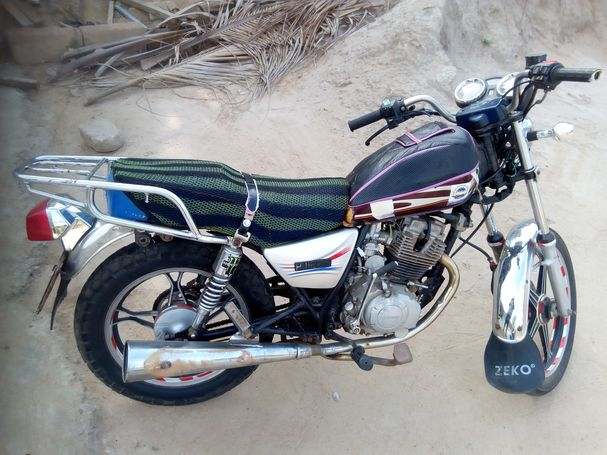 Haojue bike