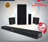 LG SoundBar  SK5R / 480W RMS