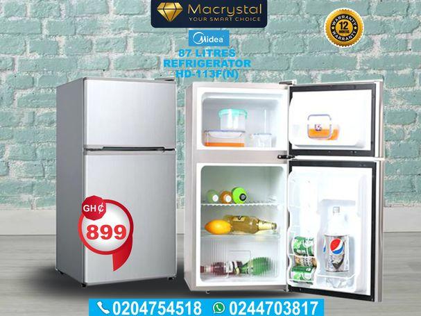 Midea  HD-113F(N)  Refrigerator