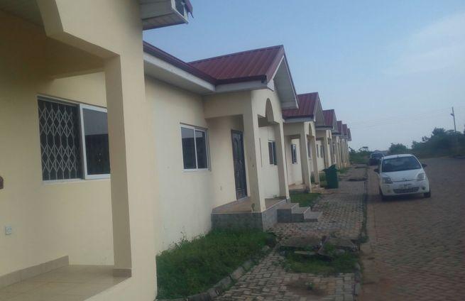 2 bedroom estate apartment