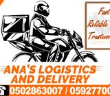 Ana''s Logistics and Delivery Services