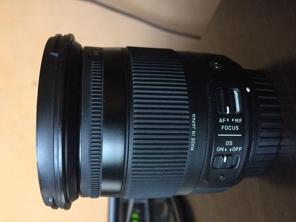 SIGMA 17-70 2.8-4 HSM DC EF-S MOUNT