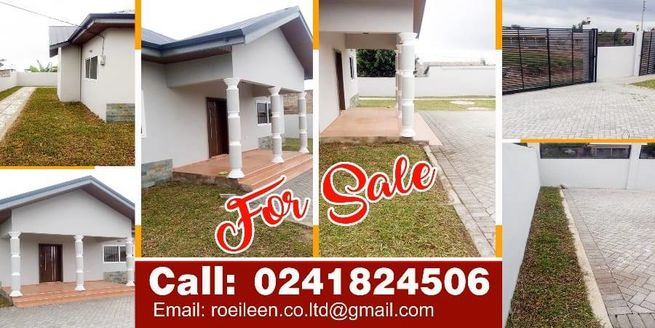 New 3 Bedroom Detached  House For Sale