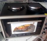 Fiesta electric oven with hot plate