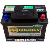 15 Plates Boliden Car Battery + Free Delivery