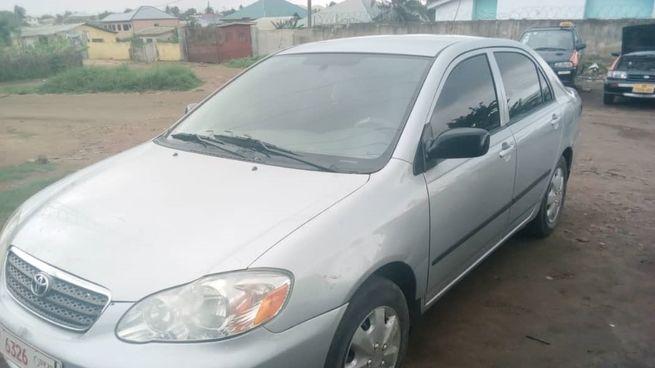 Toyota corolla le for sale at mallam