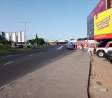 1Plot of Commercial roadside Opposite Nima Police station