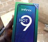 Infinx hot 9 ...64gb