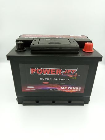 13 Plates Power Jet Car Battery - Free Delivery