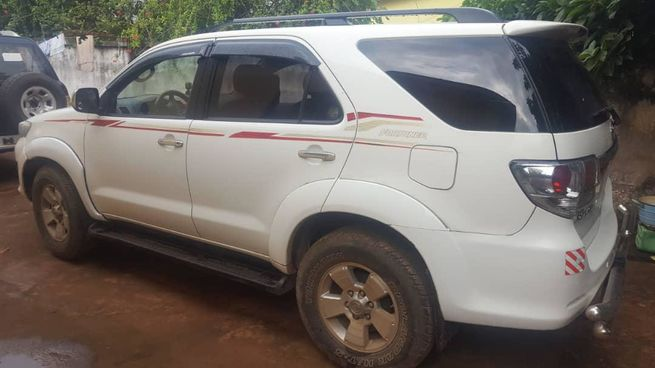 Toyota Fortuner for sale in Ghana