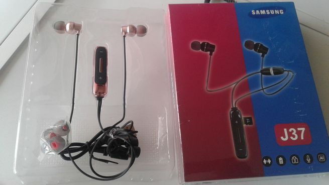 Samsung J37 flex headphone